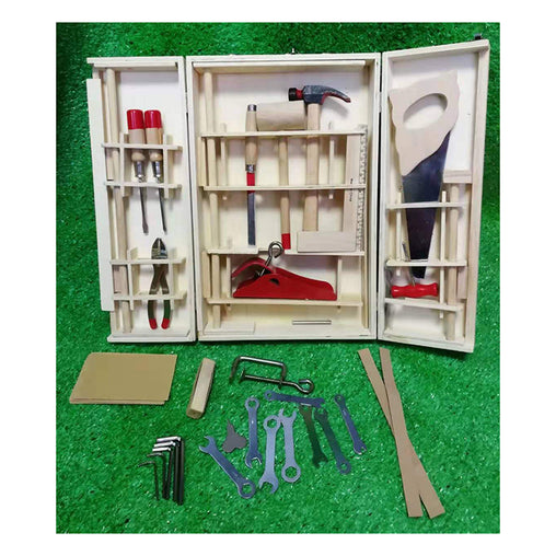 Fun Factory Wooden Tool Set 31 Piece