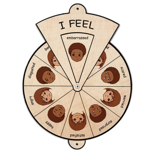 Minisko Learning Wheel Emotions