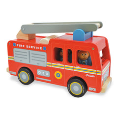 Indigo Jamm Freddie Fire Engine Side View