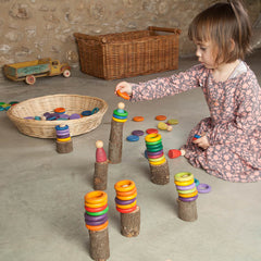Grapat Nins Carla Coins Rings Child 2