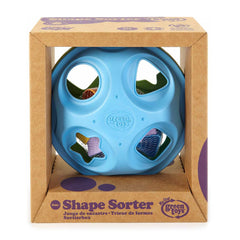 Green Toys Shape Sorter Packaging