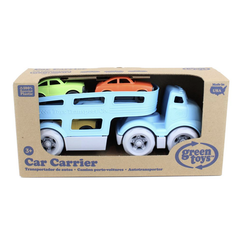 Green Toys Car Carrier Packaging