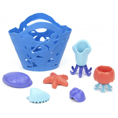 Green Toys Tide Pool Set Blue