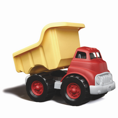 Green Toys Dump Truck Red