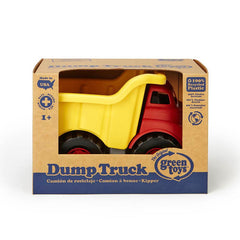 Green Toys Dump Truck Red Packaging