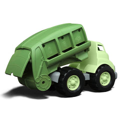 Green Toys Recycling Truck Tipping