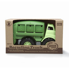 Green Toys Recycling Truck Packaging
