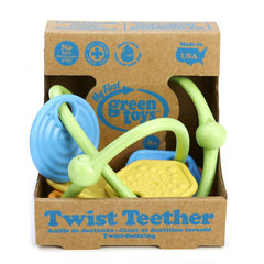 Green Toys Twist Teether Packaging