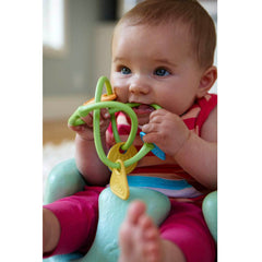 Green Toys Twist Teether Baby