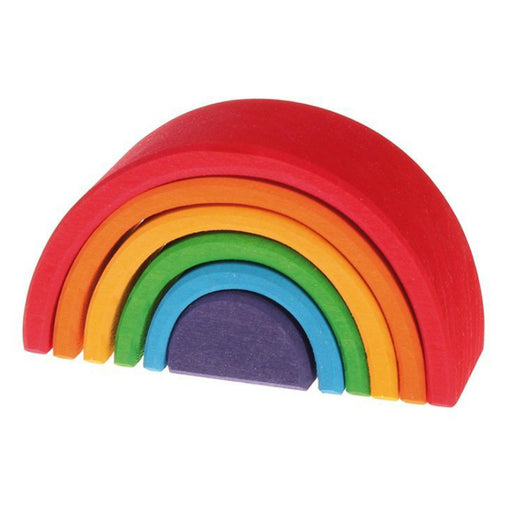 Grimm's Rainbow Elements Stacker Small