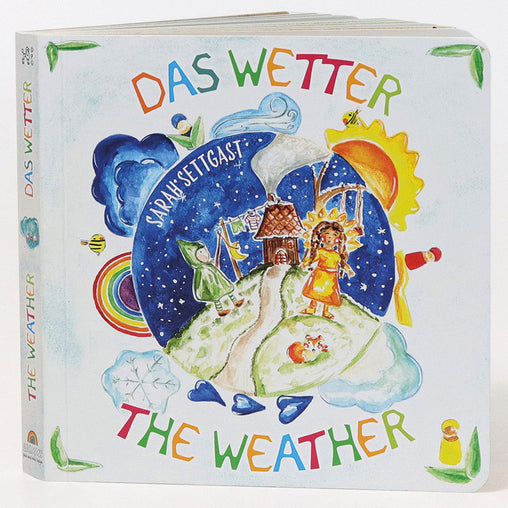 Grimm's The Weather Cardboard Book Front