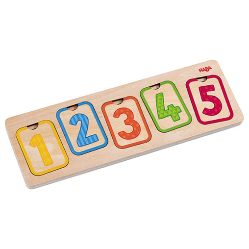 Haba First Numbers 3 Layer Puzzle