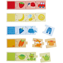 Haba Matching Game Colours 2