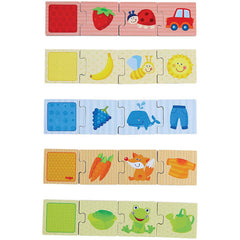 Haba Matching Game Colours 3