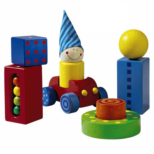 Haba First Wooden Blocks
