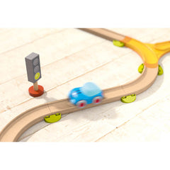 Haba Ball Track Play Track Kringelringel Blue Car