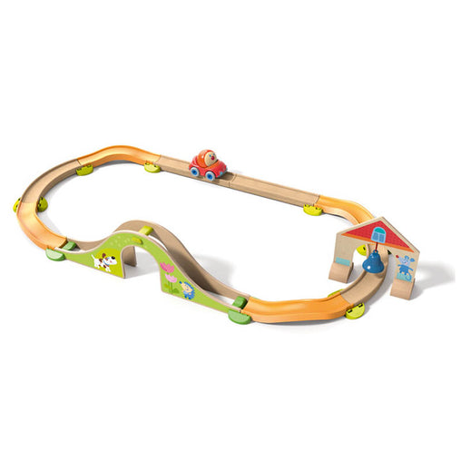 Haba My First Ball Track Bridge Rally Track