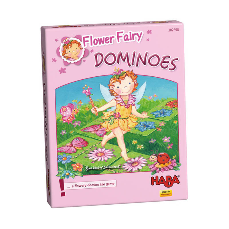 Haba Flower Fairy Domino Game