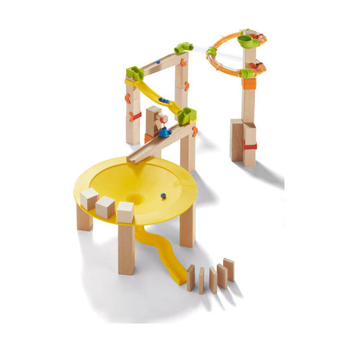 Haba Ball Track Funnel Jungle