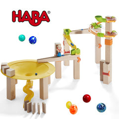 Haba Ball Track Funnel Jungle 2