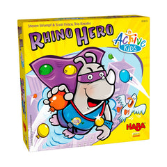 Haba Rhino Hero Active Kids Game Pieces