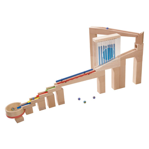 Haba Ball Track Marble Run Sounds Starter Set