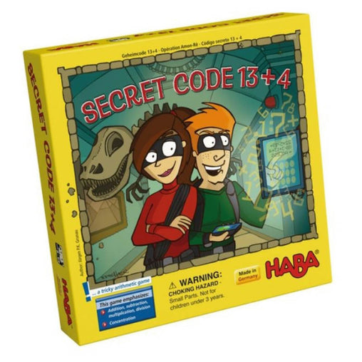 Haba Arithmetic Game Secret Code