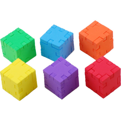 Happy Cube 2 & 3D Foam Puzzle