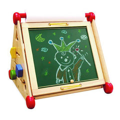 I'm Toy 7 in 1 Activity Centre Chalkboard