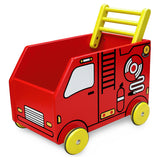 Fire Engine Walker Wagon