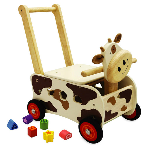 I'm Toy Walk and Ride Cow Sorter