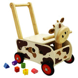 Walk and Ride Cow Sorter