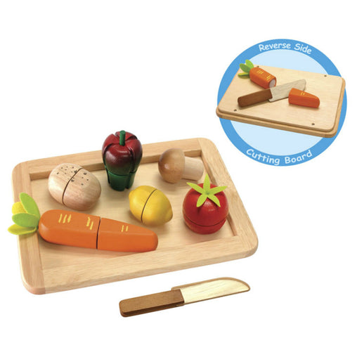 I'm Toy Vegetable Chopping Set
