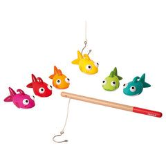 Janod Fishy Fishing Bath Game