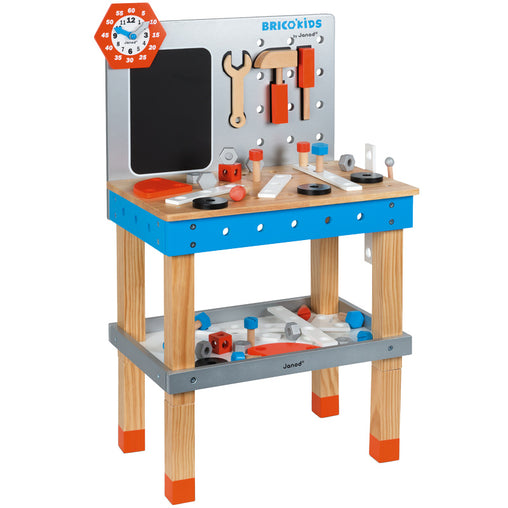 Janod Brico Kids DIY Giant Magnetic Workbench