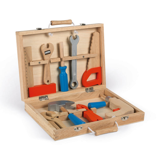 Janod Brico Kids Tool Box Open 2