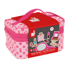 Janod Little Miss Vanity Case Packaging