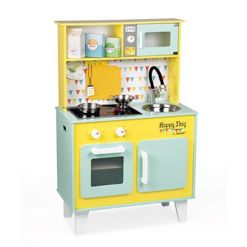 Janod Happy Day Role Play Big Cooker Kitchen