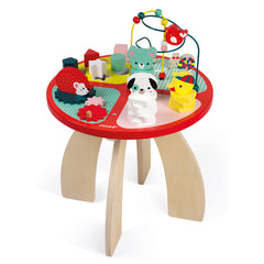 Janod Wooden Forest Activity Table