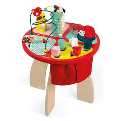Janod Wooden Forest Activity Table 2