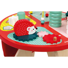 Janod Wooden Forest Activity Table Top