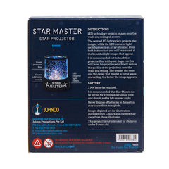 Johnco Star Master Star Projector Back Box