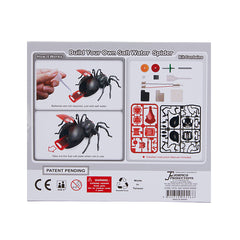 Johnco Salt Water Spider Kit Instuctions