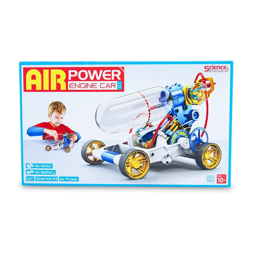 Air Power Engine Car