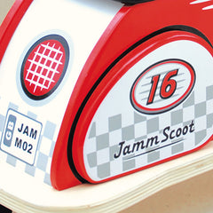 Indigo Jamm Jamm Scoot Racing Red 2