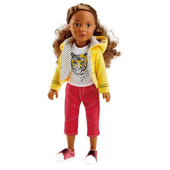 Kathe Kruse Kruselings Joy Doll Casual Set