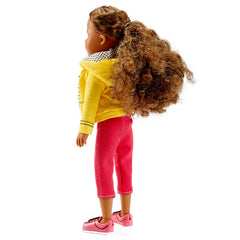 Kathe Kruse Kruselings Joy Doll Casual Set Back
