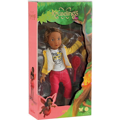 Kathe Kruse Kruselings Joy Doll Casual Set Packaging