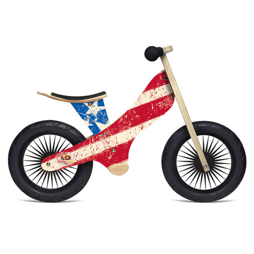 Kinderfeets Balance Bike Stars & Stripes