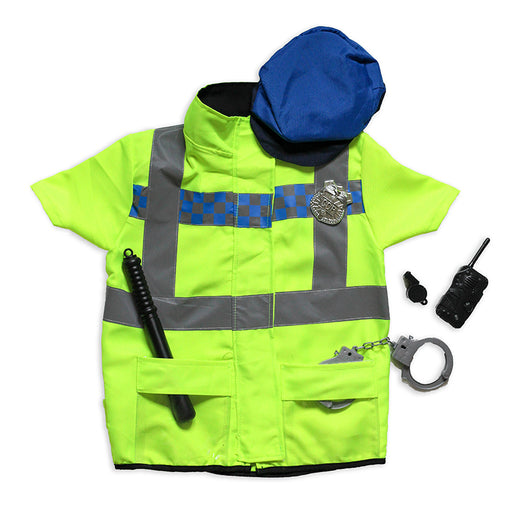 Kiddie Connect Police Officer Costume